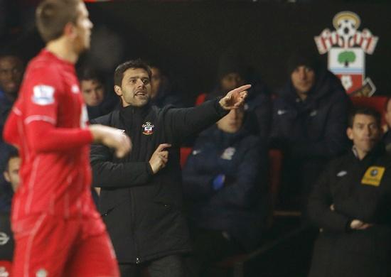 Southampton's new Argentine manager Mauricio Pochettino