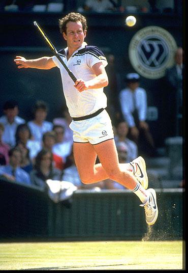 John McEnroe (USA)