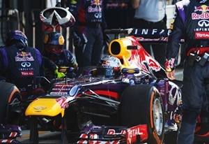 Red Bull call for F1 to revert to 2012 tyres