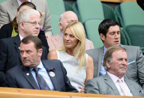 Wimbledon PHOTOS: Big guns silenced, but celebrities pour in