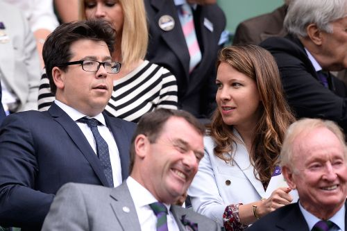 PHOTOS: When Ferguson, Hodgson & Vidic took time out for Wimbledon