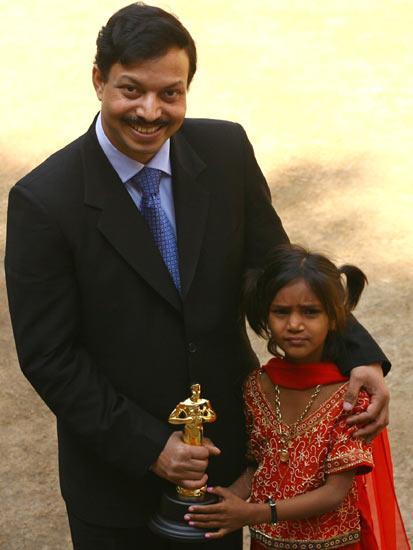 Pinki Sonkar with doctor Subodh Kumar Singh