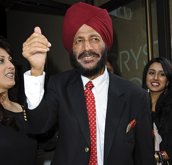 The legend of Milkha Singh - Rediff Sports