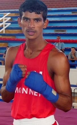 Boxing, L Prasad