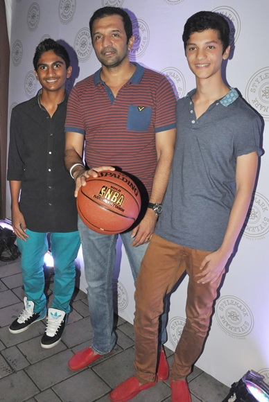 PHOTOS: NBA star Chris Bosh's big Bollywood bash