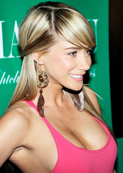 Playboy Playmate of the Year Sara Jean Underwood