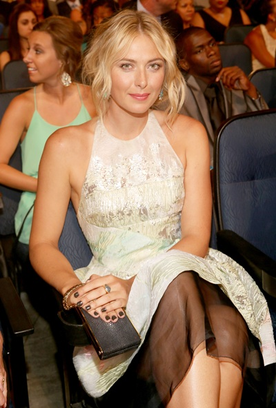 Tennis player Maria Sharapova attends The 2013 ESPY Awards at Nokia Theatre LA Live