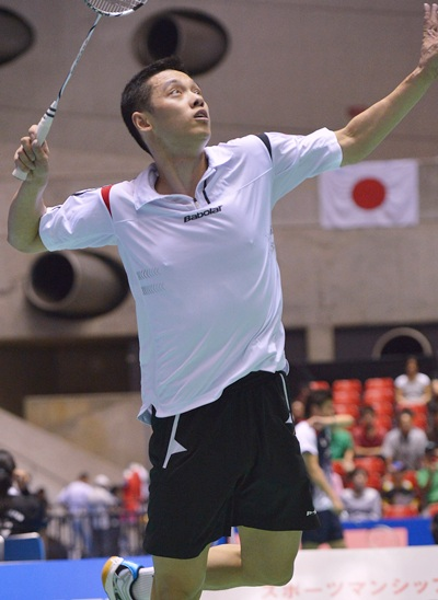 Hu Yun of Hong Kong