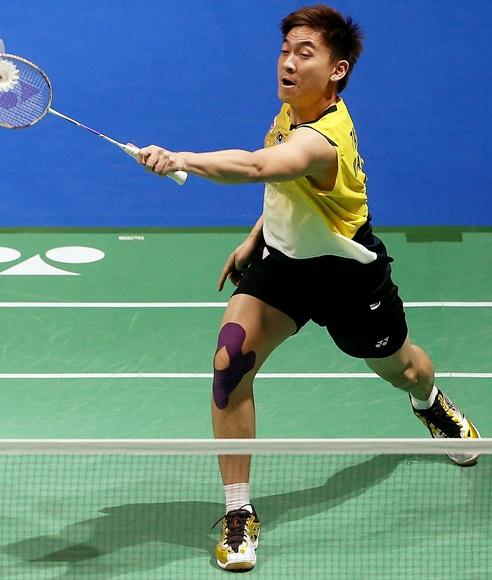 Boon Hoeng Tan of Malaysia