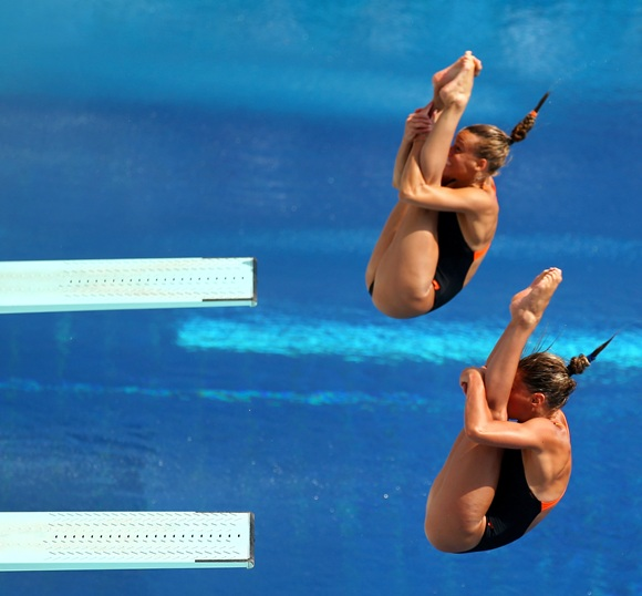 PHOTOS: Ten Stunning Dives from World Swim Championships
