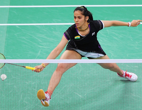 Saina Nehwal of India