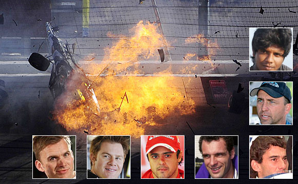 PHOTOS: The worst motorsport mishaps