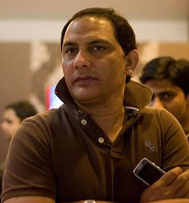 Rediff Cricket - Indian cricket - 'Banned' Azhar's meeting with Ranji players in Delhi irks BCCI