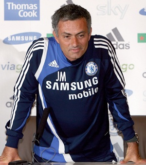 Rediff Sports - Cricket, Indian hockey, Tennis, Football, Chess, Golf - Mourinho returns to Chelsea