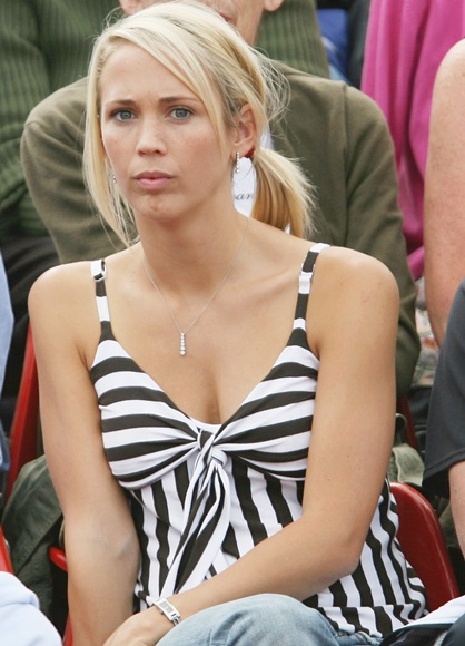 Bec Cartwright, actress and wife of Lleyton Hewitt
