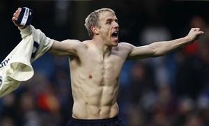 Former England defender Neville retires