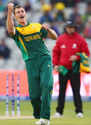 Champions Trophy Stats: Ryan McLaren tops wicket-takers chart