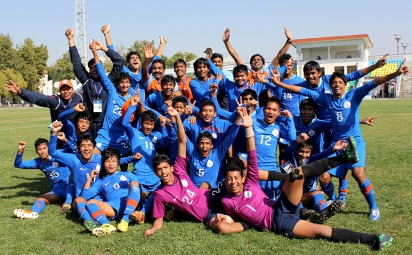 'Hosting WC will be a game-changer for Indian football'
