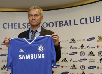 Rediff Sports - Cricket, Indian hockey, Tennis, Football, Chess, Golf - Selfish players cause big trouble, says Mourinho