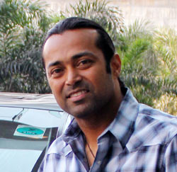 Rediff Sports - Cricket, Indian hockey, Tennis, Football, Chess, Golf - Birthday boy Paes eyes 2016 Olympics