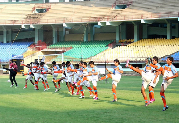 India's friendlies cancelled due to clash with SAFF Cup