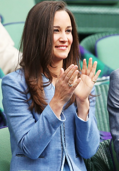 Photos: Celebrities spotted at Wimbledon