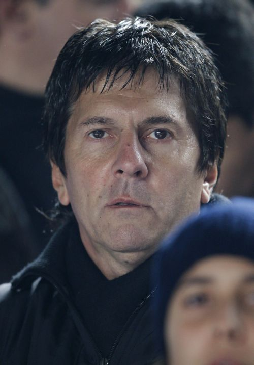 Lionel Messi's father