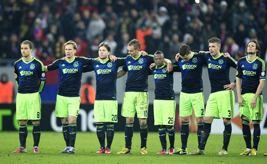 Ajax Amsterdam's players