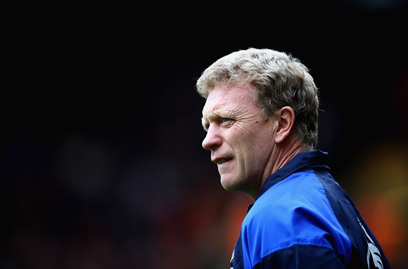 David Moyes of Everton