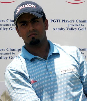 c6f0a0d47bf Rising Indian golfer Anirban Lahiri s successful consecutive title triumph  at the SAIL-SBI Open on Sunday helped him climb to the second spot in the  Asian ...