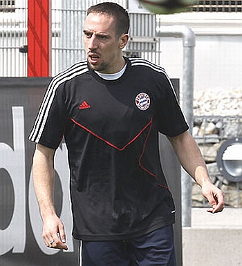 Bayern Munich winger Franck Ribery has been ruled out of their Champions  League round of 16 second leg at home to Arsenal on Wednesday after picking  up an ... c4d18ba07