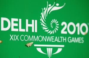 A Commonwealth Games emblem