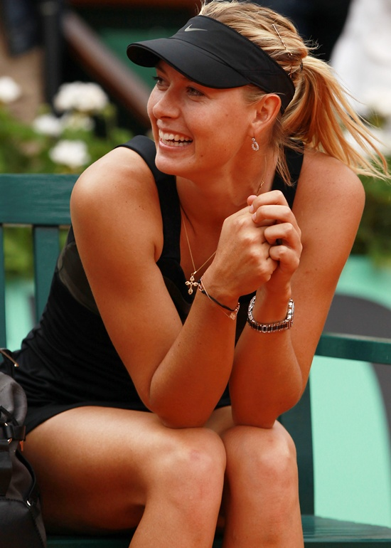 'Azarenka, Sharapova - the likeliest challengers to Williams for top spot'