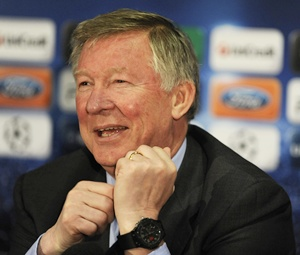Is Sir Alex Ferguson poised to call it quits?