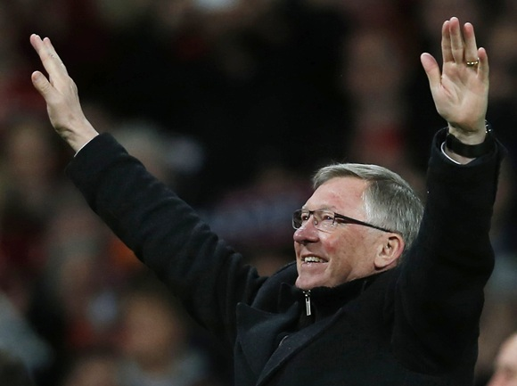 'Thank You, Sir Alex!'