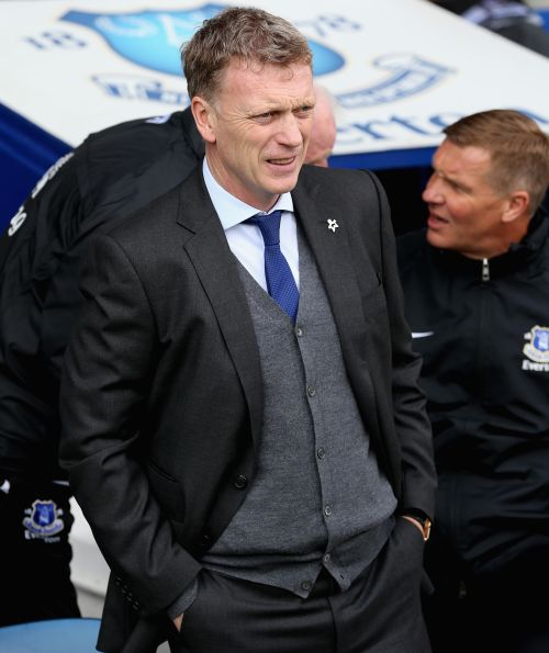 Reliable Moyes trusted with keys to United machine