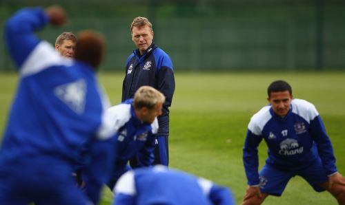 I wasn't planning on leaving Everton: Moyes