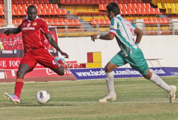I-League: Pune FC seal 2nd spot; down Arrows 2-0