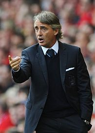 Roberto Mancini sacked as Manchester City manager