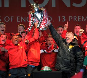 Ferguson named England's Manager of the Year