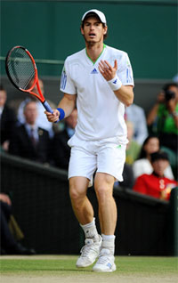 Rediff Sports - Cricket, Indian hockey, Tennis, Football, Chess, Golf - Injured Murray to skip French Open
