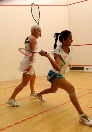 Rediff Sports - Cricket, Indian hockey, Tennis, Football, Chess, Golf - Pallikal in British Open squash pre-quarters