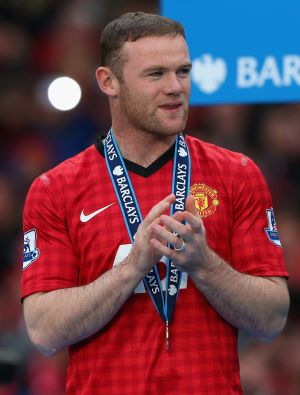 Rediff Sports - Cricket, Indian hockey, Tennis, Football, Chess, Golf - PSG lures Rooney with $100mn deal