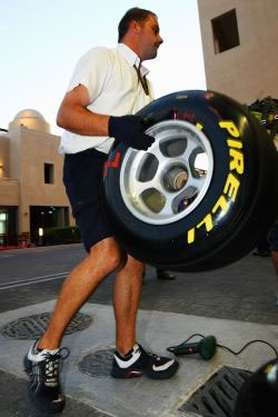 Rediff Sports - Cricket, Indian hockey, Tennis, Football, Chess, Golf - Tyre suppliers Pirelli warn they could quit F1