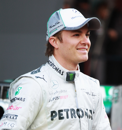 Rediff Sports - Cricket, Indian hockey, Tennis, Football, Chess, Golf - Monaco F1 GP: Nico Rosberg puts Mercedes on pole