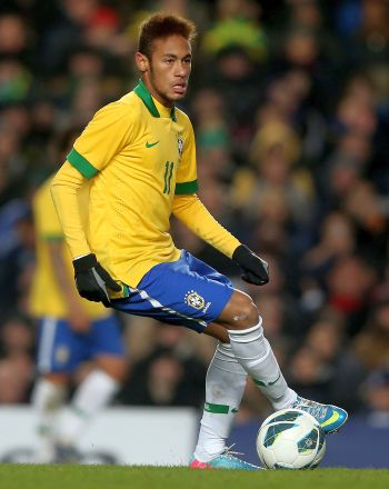 Rediff Sports - Cricket, Indian hockey, Tennis, Football, Chess, Golf - Brazil's Neymar to sign with Barcelona on Monday