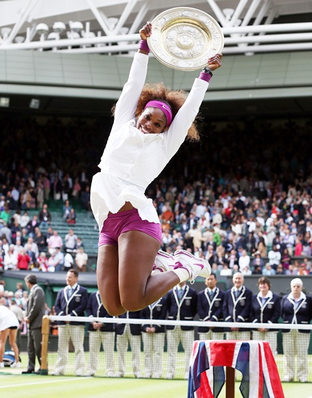 Serena in the mood to add to her single French Open title