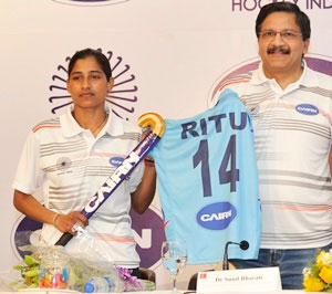 Ritu Rani named India women's team captain