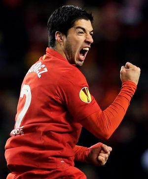 Rediff Sports - Cricket, Indian hockey, Tennis, Football, Chess, Golf - Liverpool say Suarez not for sale