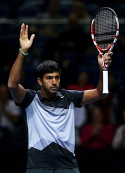 Paris Masters: Bopanna-Edouard lose; Indian challenge ends